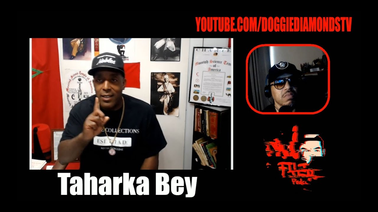 Taharka Bey Makes Shocking Claims About The Honorable Elijah Muhammad