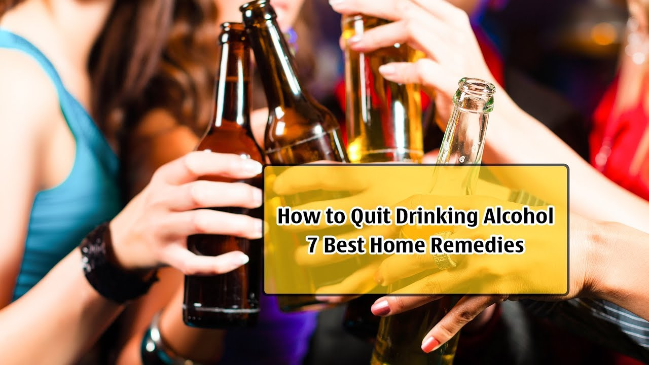 How to stop drinking at home by yourself 94