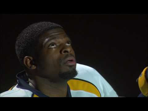 Subban tears up after touching tribute from Canadiens