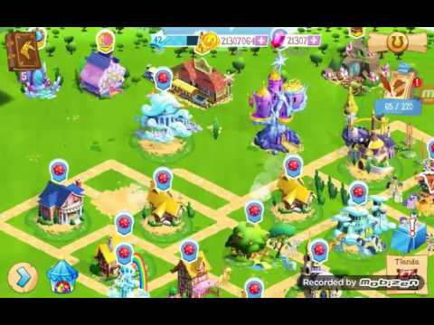 My Little Pony: Game - Apple pie And level 43 - YouTube