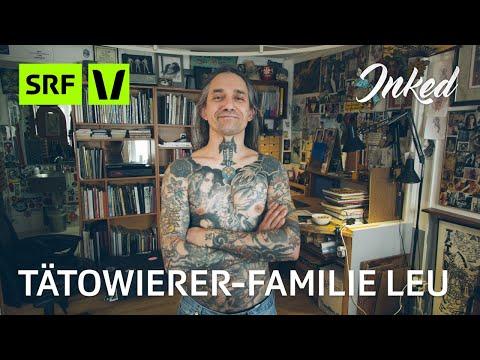 Tattoo-Legende Filip Leu: «Meine Arbeit stirbt mit der Person, die sie trägt.»   Inked