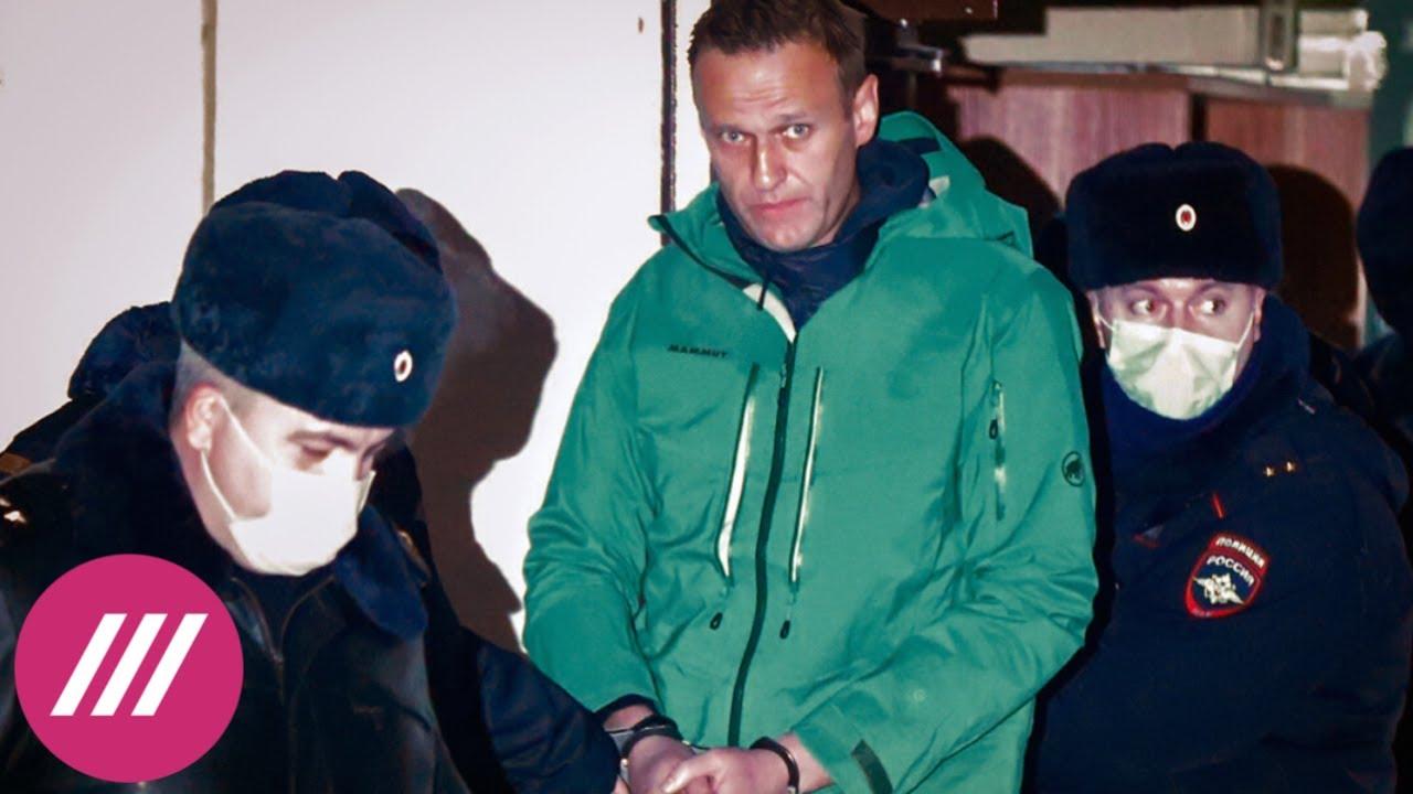 «Дружелюбный концлагерь». Навальный опубликовал первый пост после перевода в колонию
