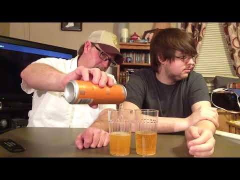 The Beer Review Guy # 873 Red Bull The Orange Edition Tangerine Flavored Energy Drink