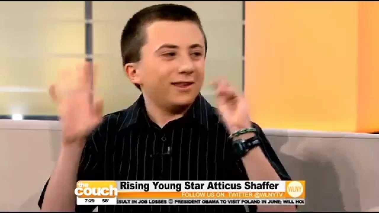 atticus shaffer interview