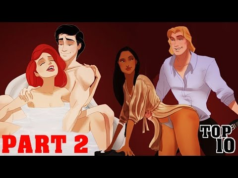 Top 10 Shocking Facts About Disney - Part 2