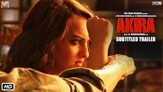 This September action will unleash as A.R.Murugadoss' Akira. Watch ...