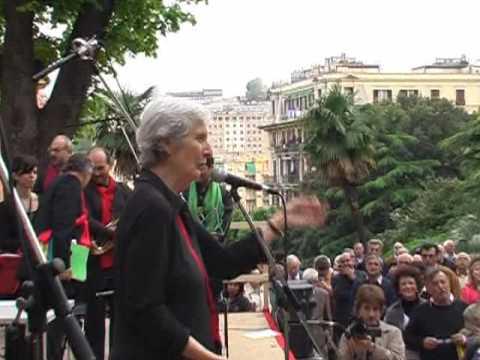 Giovanna Marini canta