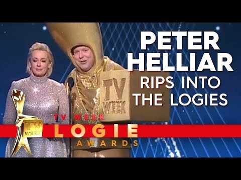 Peter Helliar Rips Into The Gold Logie Nominees | TV Week Logie Awards 2019