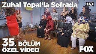 Haftanın birincisi Hatice Hanım ve gelini Ekin oluyor! Zuhal Topal'la Sofrada 35. Bölüm