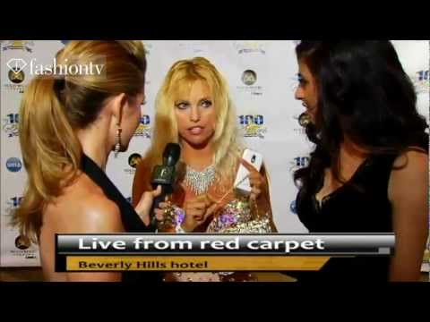 """Oscars 2013: """"Night Of 100 Stars"""" Viewing Party at the Beverly Hills Hotel, presented by FashionTV"""