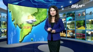 (VTC14)_Thời tiết Du lịch ngày 26.11.2015