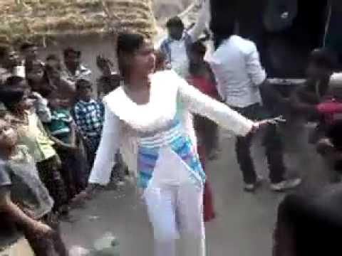 Indian Desi Village Girl Dance At Marriage