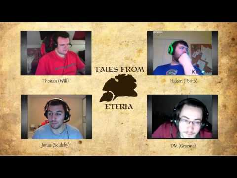 Tales From Eteria - Session 13 - Tamlin Fae HR (Part 2)