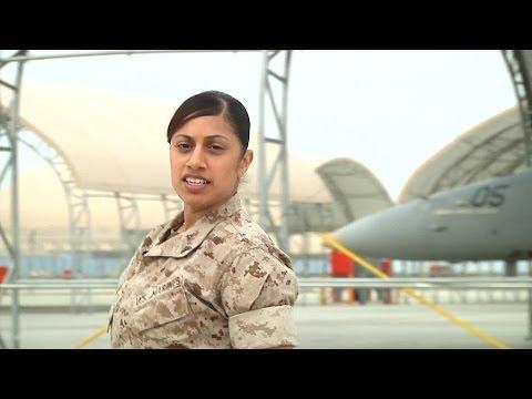 U.S. Marine Aircraft Group 12's New Facilities