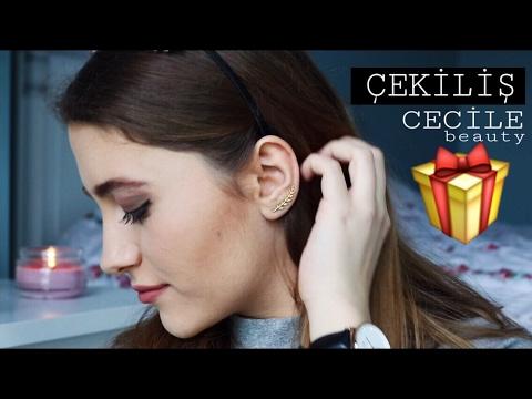 Cecile'den ÇEKİLİŞ Var!!!