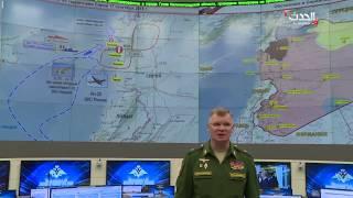 الأسد يسقط طائرة لحليفه الروسي لكن كيف؟