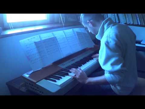 The Girl Who Leapt Through Time - Kawara Nai Mono Piano Solo