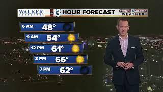 13 First Alert Las Vegas weather October 15 morning