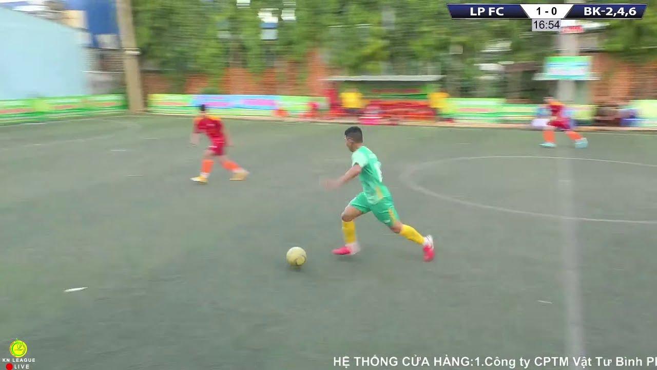 Rượu Lộc Phát FC  vs  Công Nghệ Bách Khoa-2,4,6     Vòng 1 KN-League 2021   17h  05.01.2021