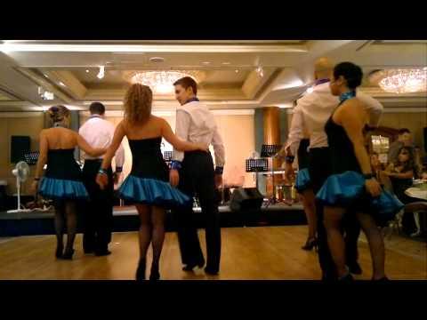 Samba / Salsa performance by Inspiration 2 Dance Team at Turkish Ball
