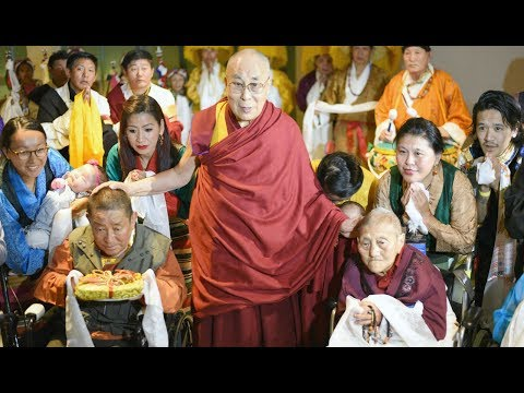 His Holiness the Dalai Lama Public Talk and Teaching Minnesota 2017