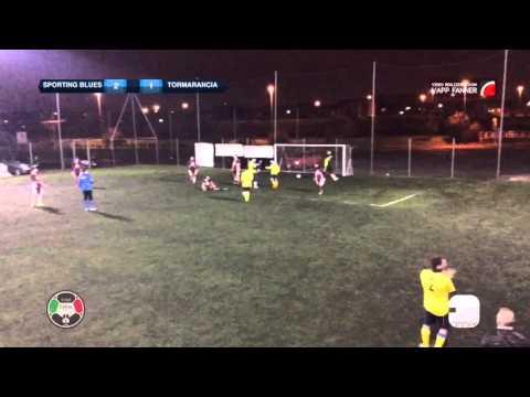 Sporting Blues 646 5-5 Tormarancia MVIII   Serie A2 Sport City - 14ª   Top Player - Vazzana (SPO)