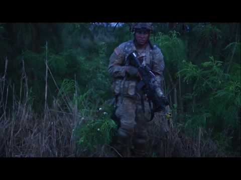 100th BN, 442nd Inf Regt at Kahuku Training Area for Annual Training