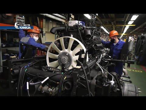 Телепрограмма «Вести КАМАЗа» от 25.05.2020 (самые свежие и актуальные новости камского автогиганта)