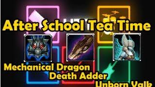 Pvp Pet Battles Featuring Team Afterschool Tea Time