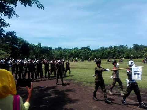MNLF TRAINEES GRADUATION -1st Commencement Rigid 45 days Specialization Military Commando Training