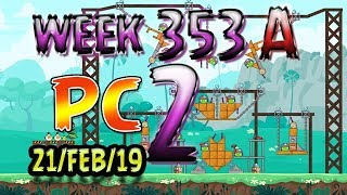 Angry Birds Friends Tournament Level 2 Week 353-A PC Highscore POWER-UP walkthrough