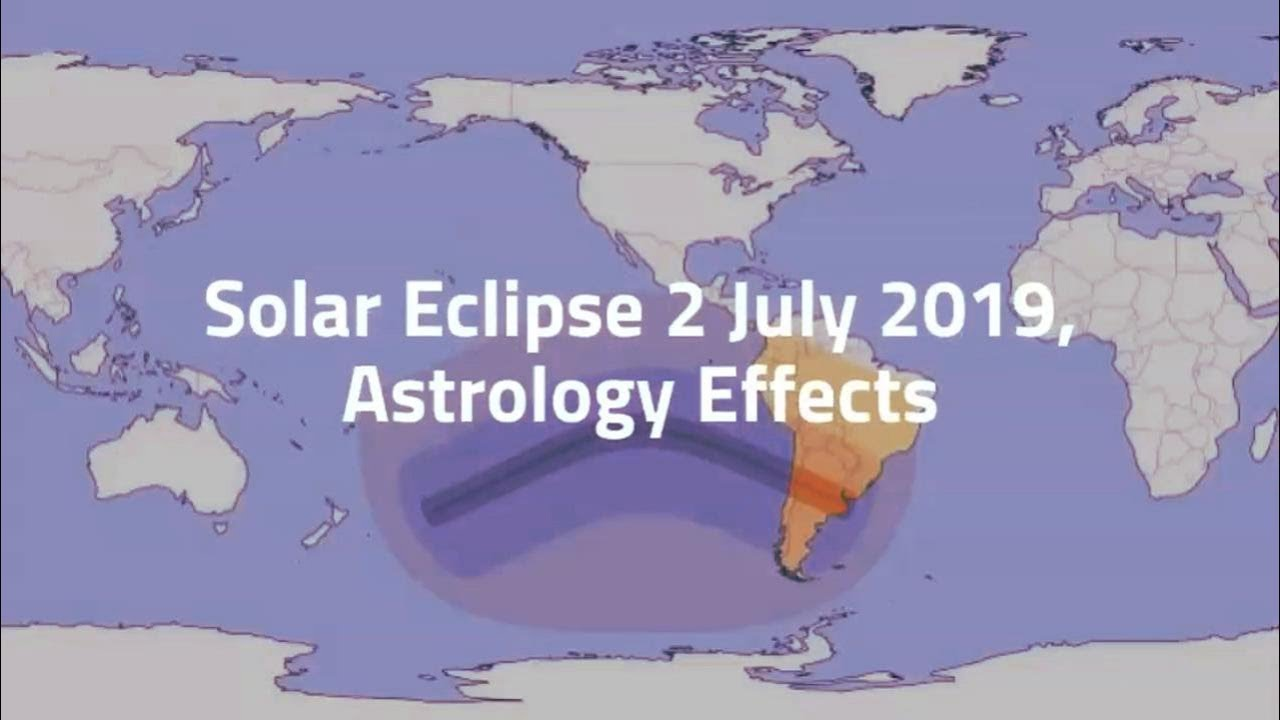 Solar Eclipse 2 July 2019 Vedic Astrology Predictions and