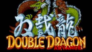 Double Dragon Advance Music 05 - Mission 4 Truck.