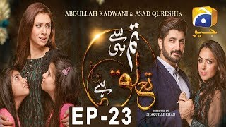 Tum Se Hi Taluq Hai - Episode 23   HAR PAL GEO
