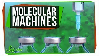 How Machines the Size of Molecules Could Change the World
