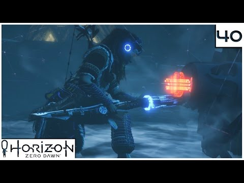 Horizon Zero Dawn - Ep 40 - THE GRAVE-HOARD - Let's Play Horizon Zero Dawn Gameplay PS4 Pro
