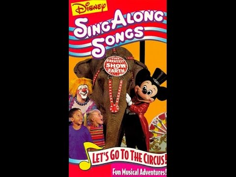Mickey's Fun Songs: Let's Go to the Circus!