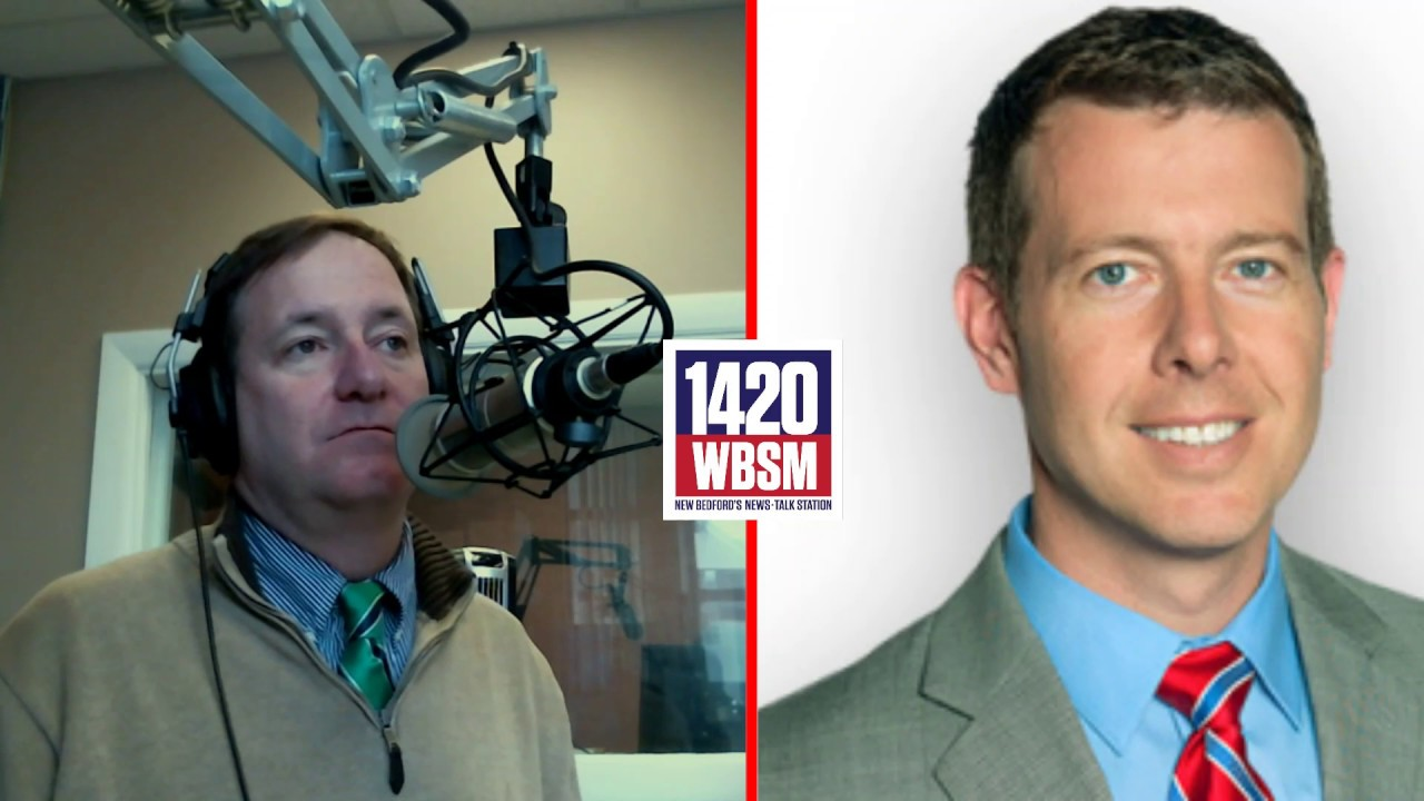 WBSM TV: Tim White on the Death of