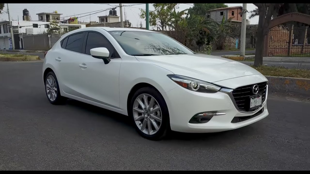 Review Mazda Hatchback S GT México YouTube - Mazda 3 deportivo
