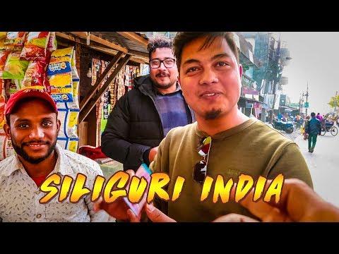 VLOGGING IN HINDI | VISITING SILIGURI INDIA 🇮🇳