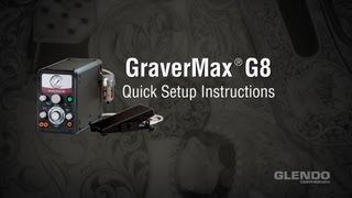 Hand Engraving & Stone Setting Tools: GraverMax G8 Quick Setup