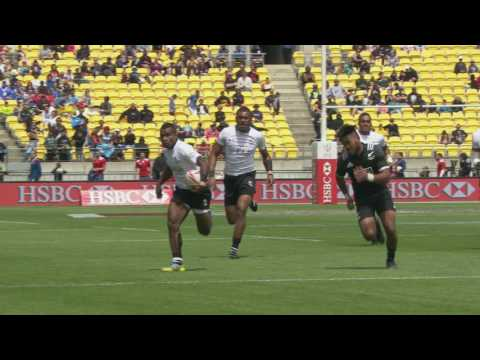 Seven insane tries from Wellington sevens!