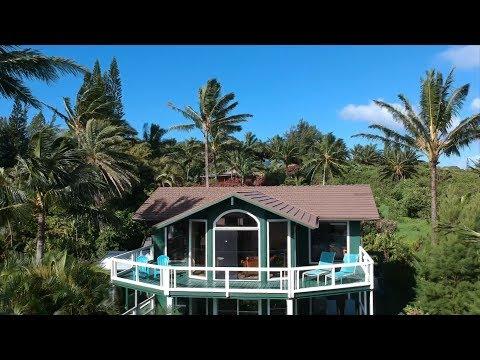 Huelo Point Ocean Lookout
