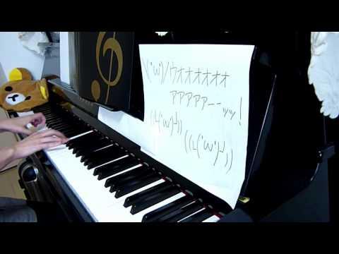 【鏡音レン】ピアノで「soundless voice」弾いてみた【だら子】