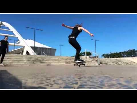 Send Me Nudes - Girl Skaters on the Loose - Part 1