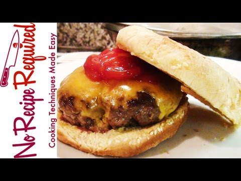 Eight Tips for Cooking The Perfect Burger - NoRecipeRequired
