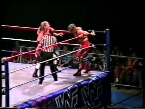Champions Tour 1996: Hunter Hearst Helmsley vs. Shawn Michaels