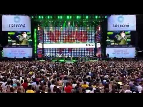 Beastie Boys - So what'cha want Live Earth 2007