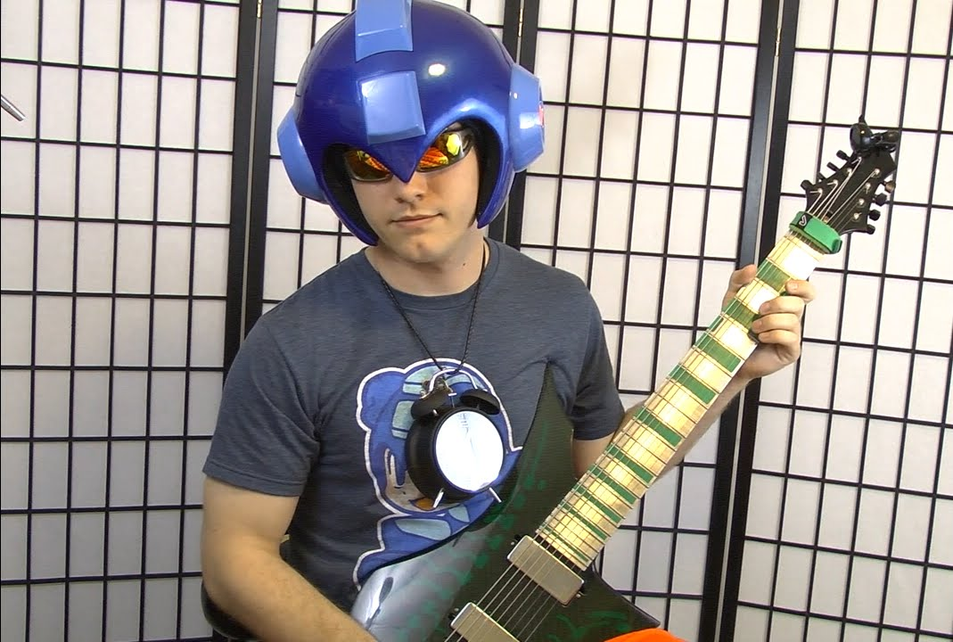 Lucas Mann - Rings of Saturn - Mega Man X6 - Blaze Heatnix ...