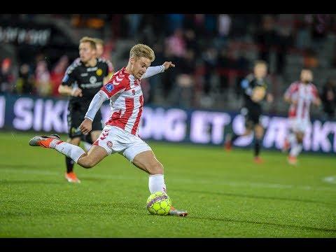 AaB-AC Horsens 1-0, 31. oktober 2018